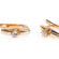 Grus сережки з червоного золота з діамантами E0471-3 - Фото 2