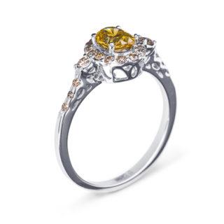 Rapture каблучка з діамантом R0053