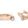 Tucana золоті сережки з діамантами E0471-2 - Фото 3