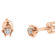 Serpens пусети з діамантами E0693 - Фото 3