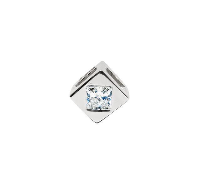 Dorado підвіска з діамантом P0646 - Фото 1