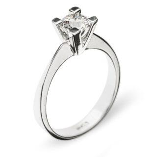 Rani каблучка з діамантом R0179