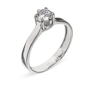 Beatrix каблучка з діамантом R0269