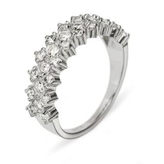 Aitne каблучка з діамантами R0421