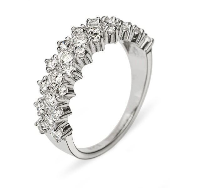 Aitne каблучка з діамантами R0421 - Фото 1