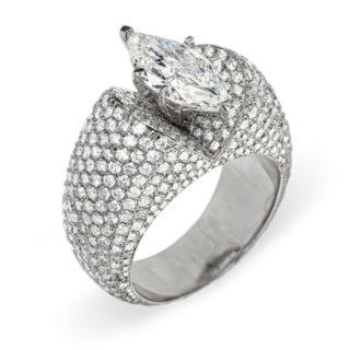 Antheia розкішна каблучка з діамантами R-050