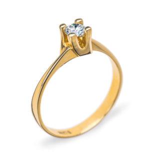 Myra помолвочноє кільце з діамантом R0617
