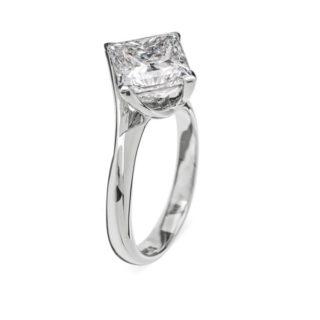 Aphrodite унікальна каблучка з діамантом R0664