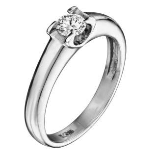 Діамантова каблучка R0588