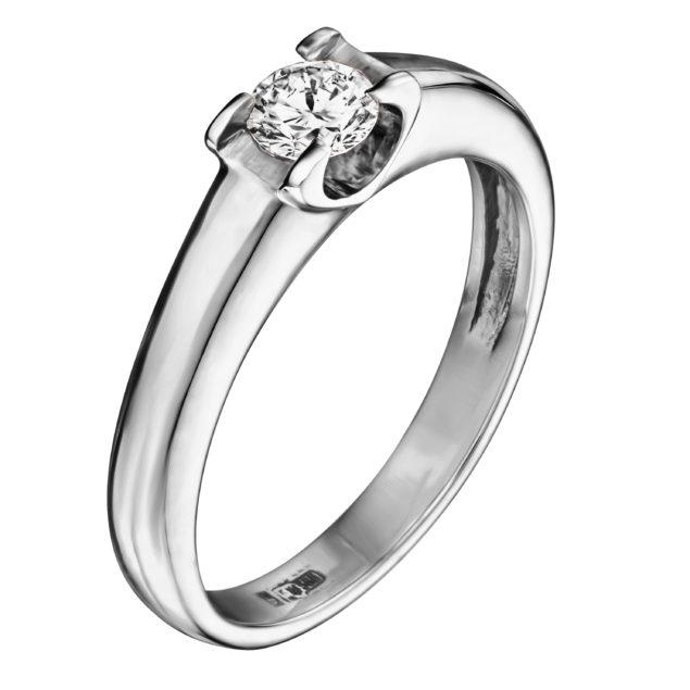 Діамантова каблучка R0588 - Фото 1