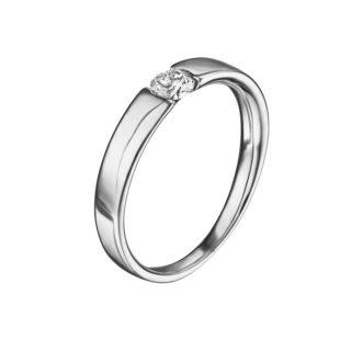 Каблучка з діамантом R0848