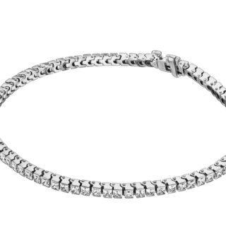 Діамантовий браслет B1088