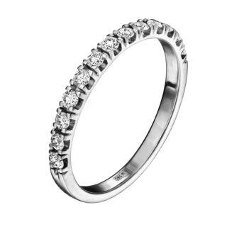 Каблучка з діамантами R1026