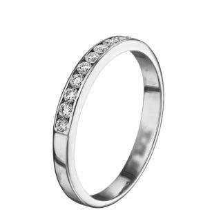 Каблучка з діамантом R1043