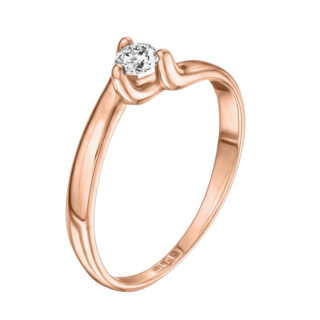Діамантова каблучка R0594